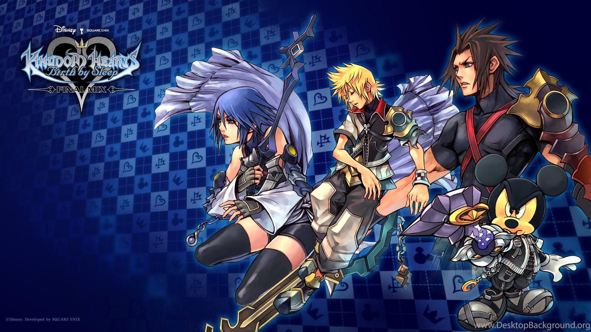 Kingdom Hearts Wallpapers Wide Nexus 5 Wallpapers 1920x1080
