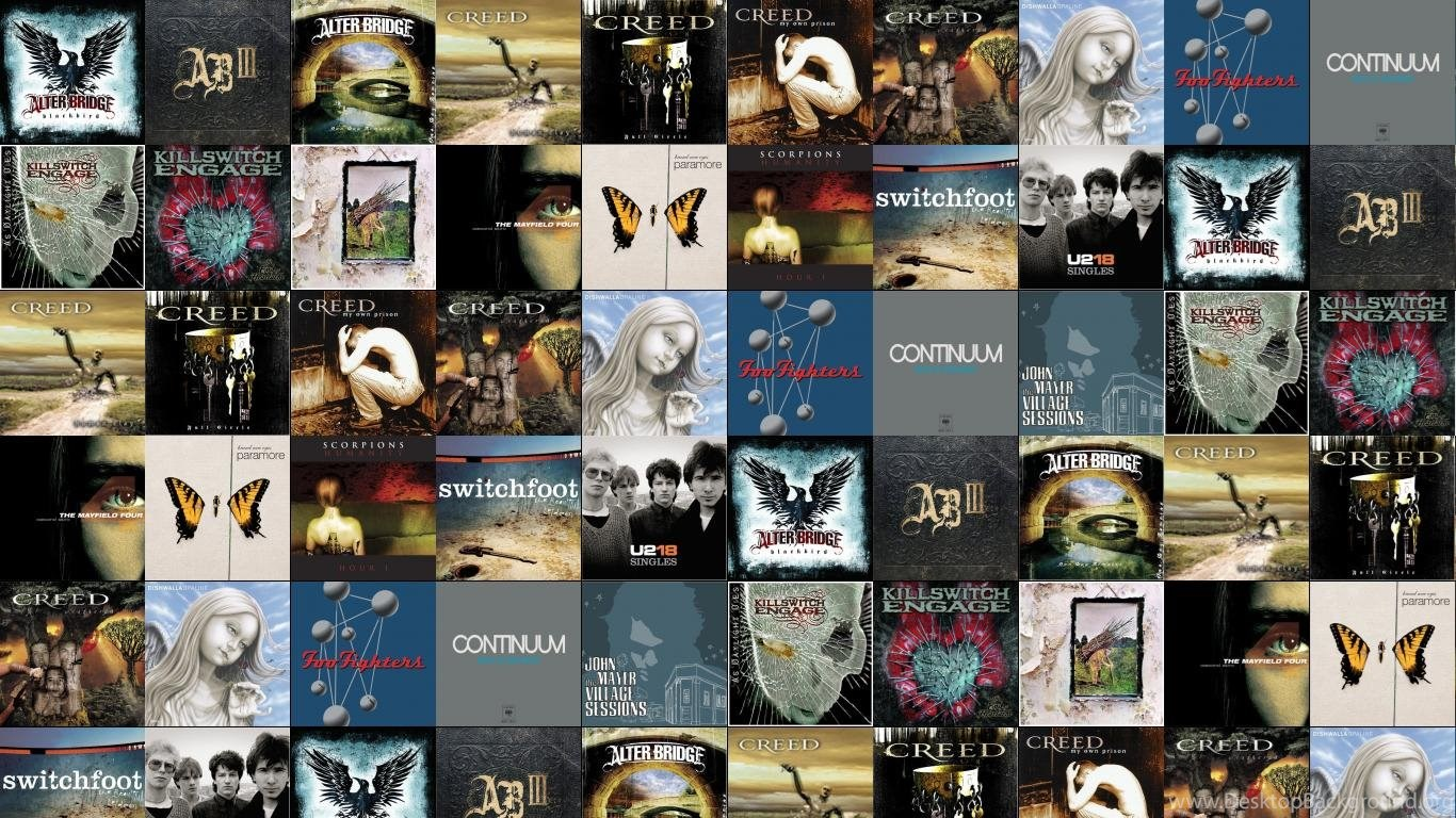 Alter Bridge Blackbird AB III One Day Remains Wallpapers « Tiled