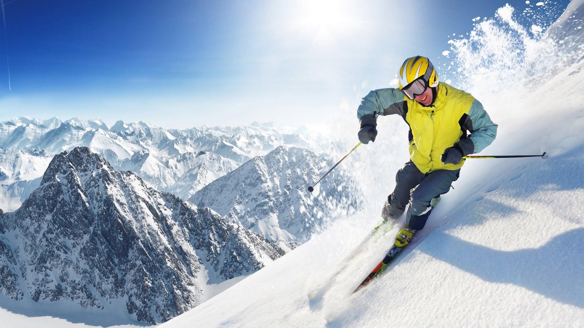 ski wallpapers desktop background