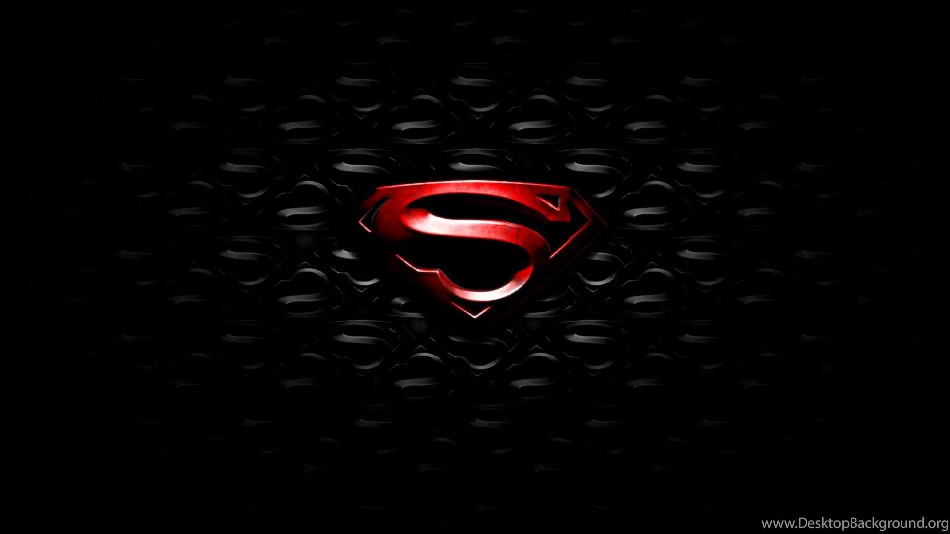 Wallpapers superman logo black wallpapers hd desktop picture desktop popular voltagebd Gallery