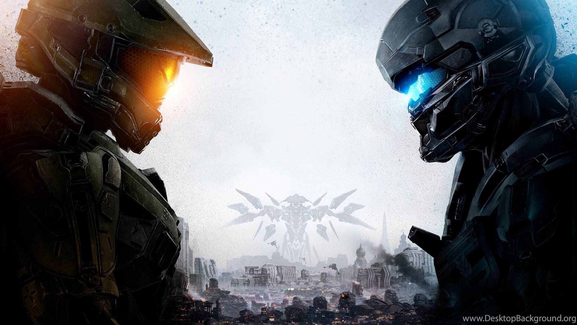 Halo 5 Guardians Wallpaper: Desktop Wallpapers Halo 5: Guardians Games Desktop Background