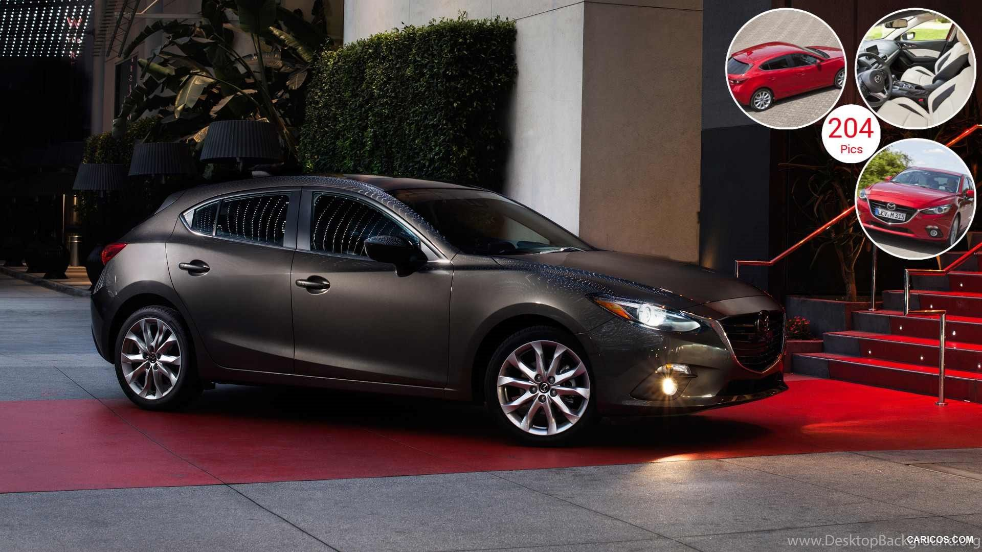 2014 Mazda 3 Hatchback Wallpapers Desktop Background
