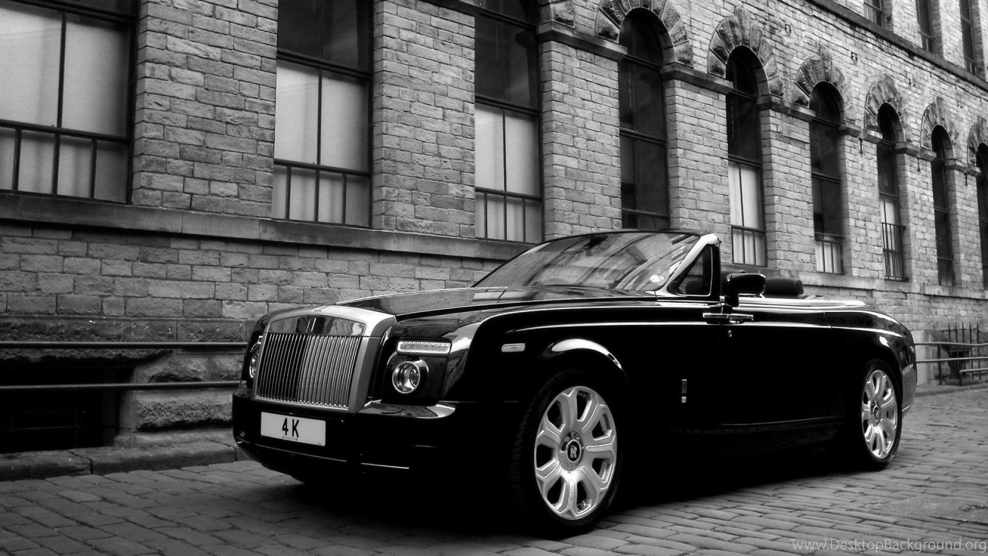 Rolls Royce Phantom Hd Wallpapers Desktop Background