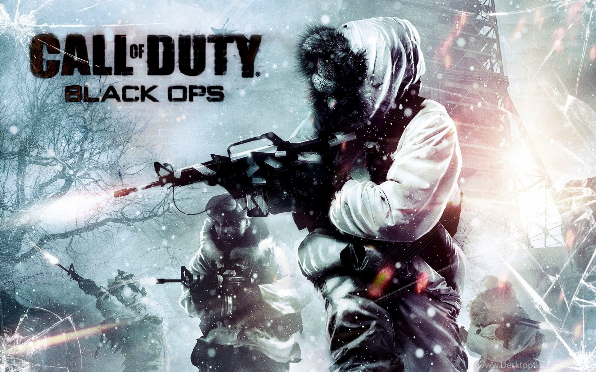 Call Of Duty Black Ops Zombies Wallpapers Hd Desktop Background