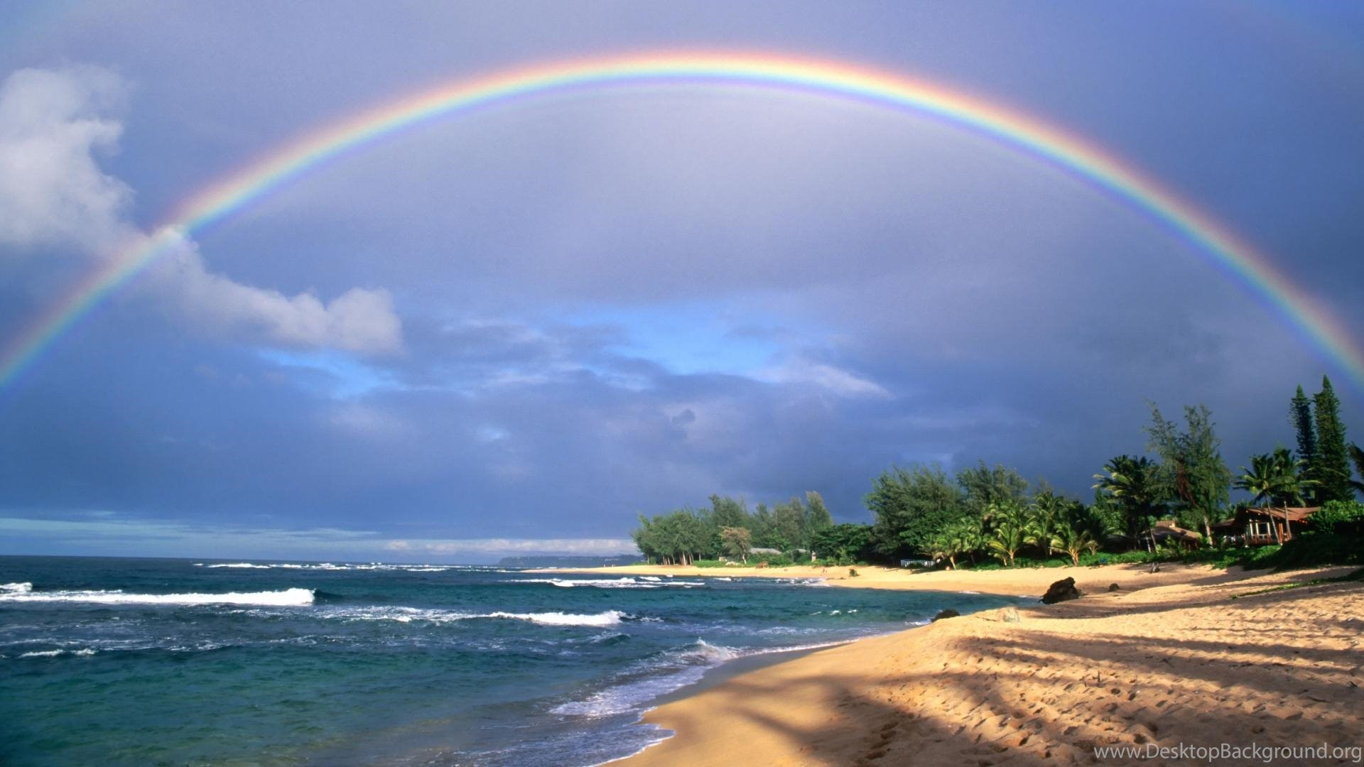 Desktop, Backgrounds, Wallpaper, Hawaii, Lanikai, Beach