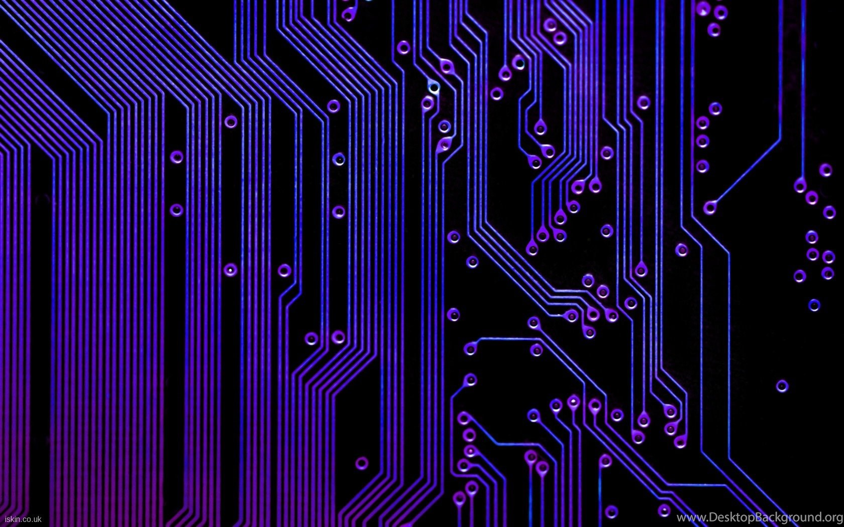 Wallpapers Electronic Printed Circuit Board Free Backdrops And Electric Widescreen