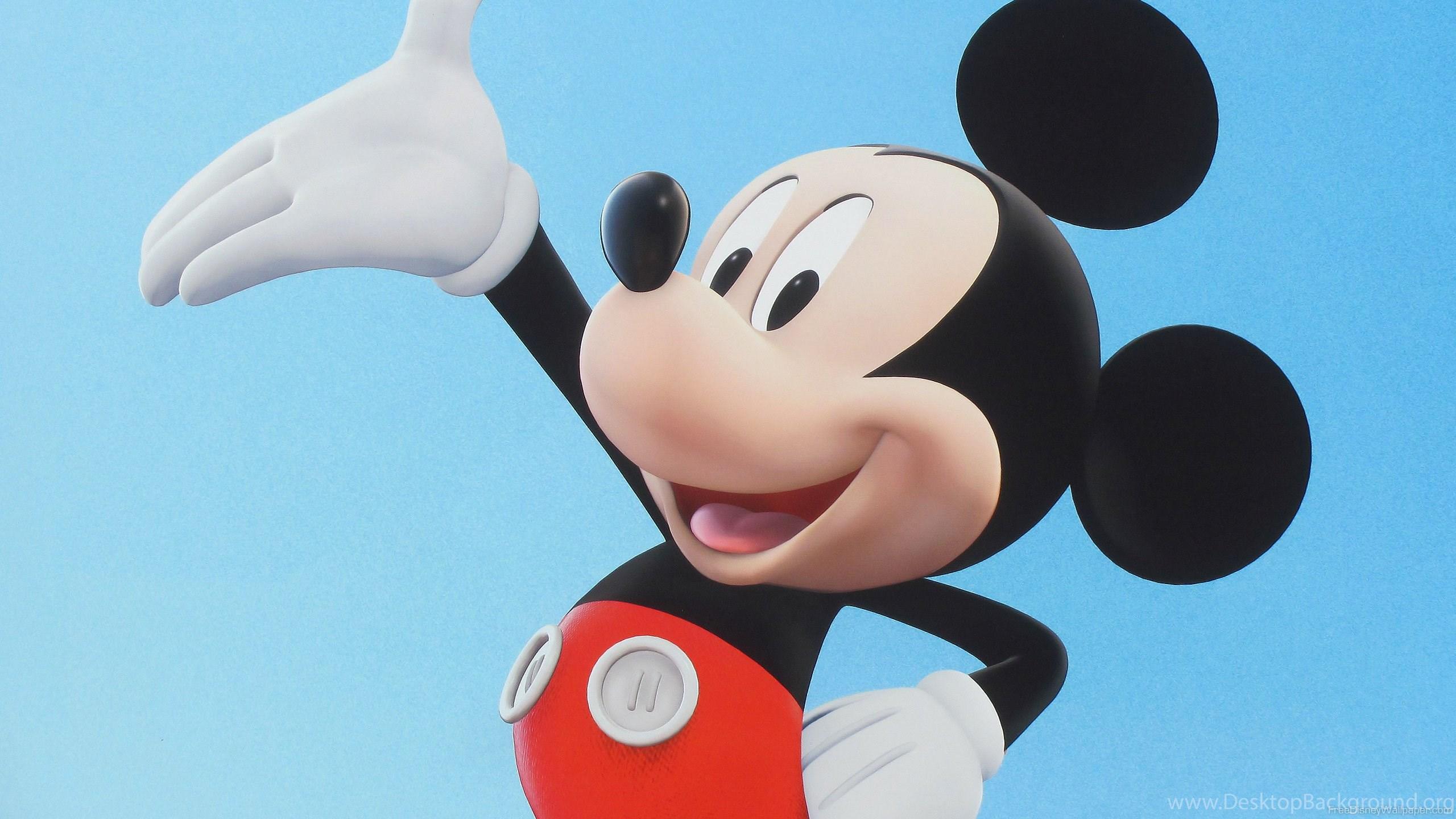 5 Imagenes Animadas Para Fondo De Pantalla De Mickey Mouse