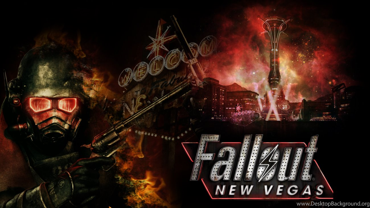 Fallout New Vegas Wallpapers Hd Wallpapers Zone Desktop Background