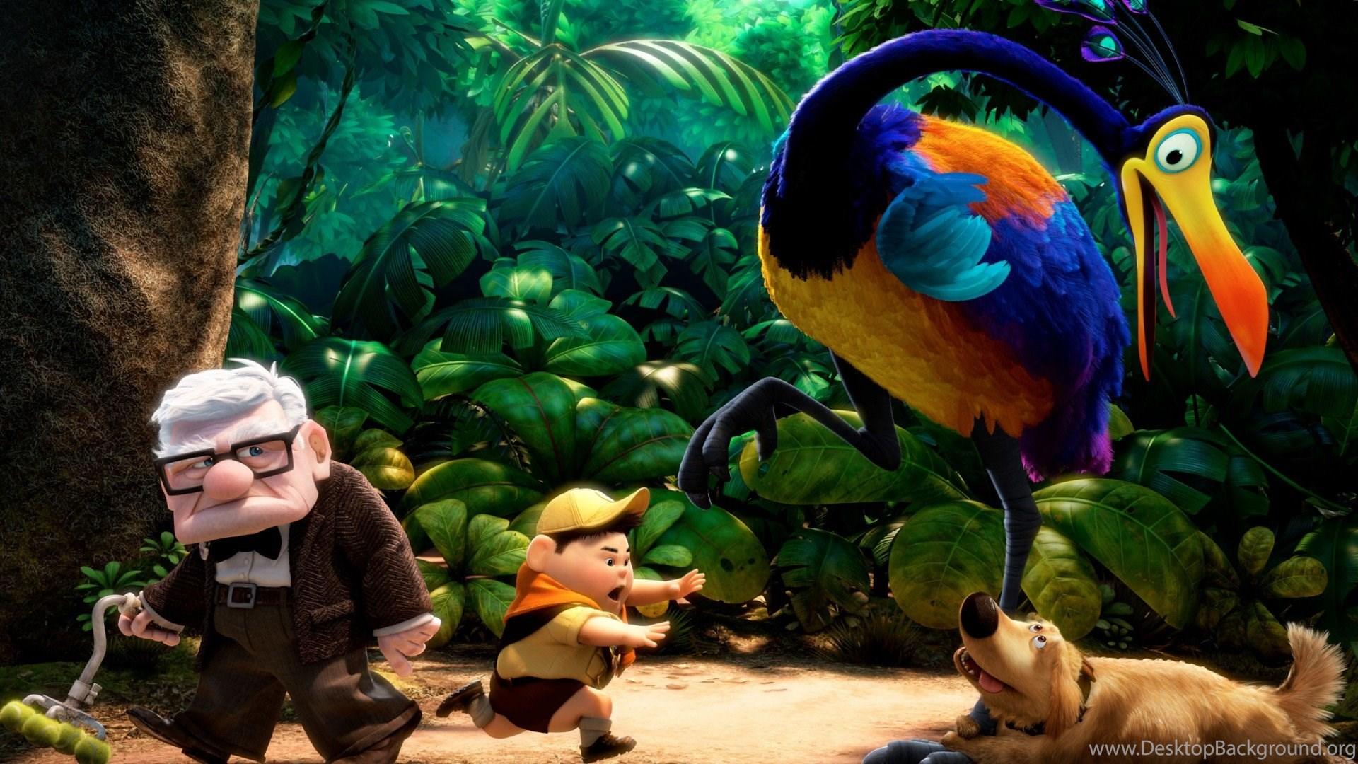 High Resolution Pixar Up Wallpapers Hd 1080p Full Size Desktop
