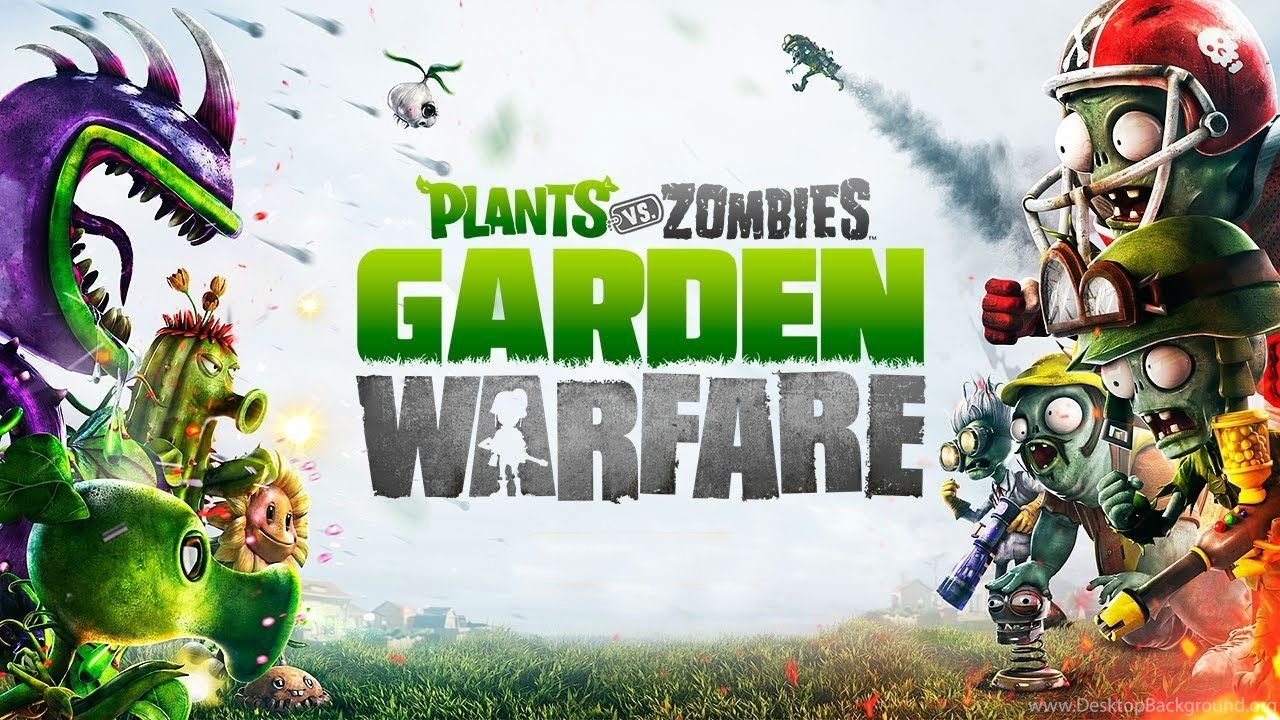 plants vs zombies: garden warfare wallpapers 1280x720 427955 desktop