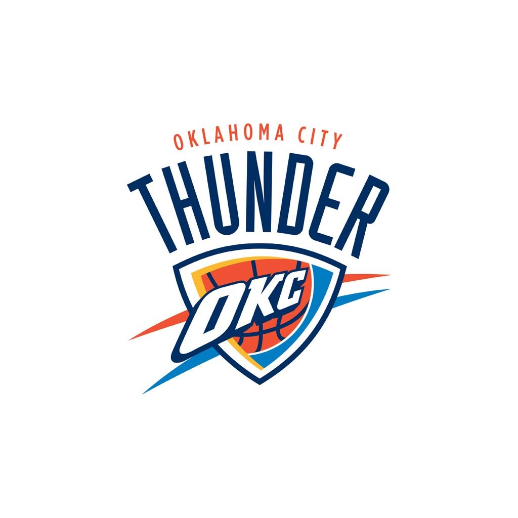 Ipad Wallpapers Oklahoma City Thunder Logo Icon Ipad Ipad 2