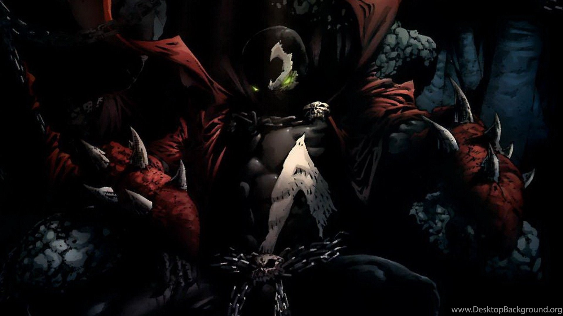 Top Related Pictures Comics Spawn Wallpapers Desktop Background