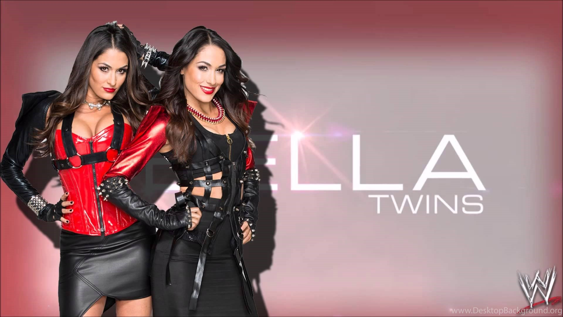 WWEThe Bella Twins 2nd Theme Song You Can Look But Cant