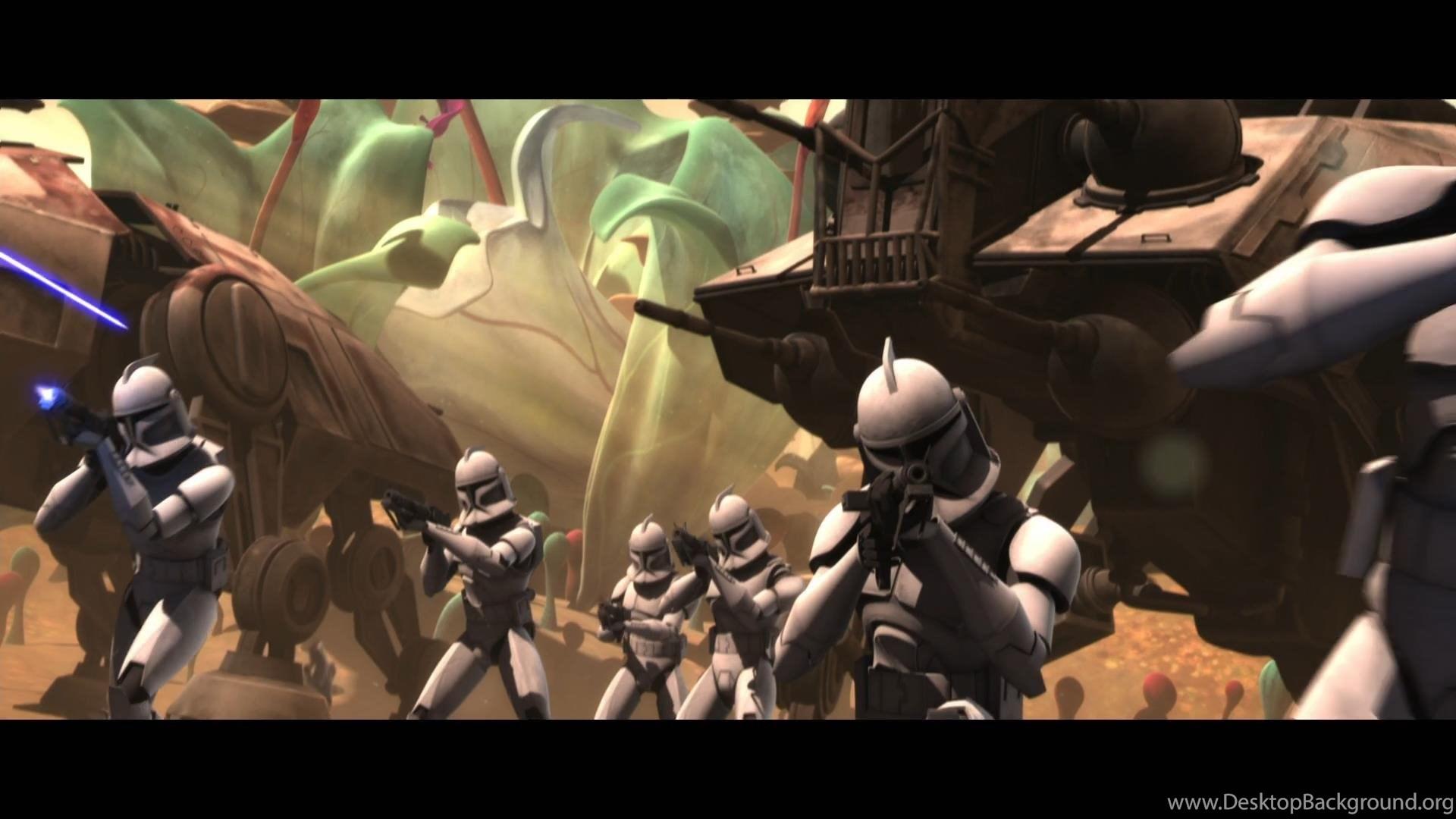 Star Wars The Clone Wars Season 2 Wallpapers Pack Album On Imgur