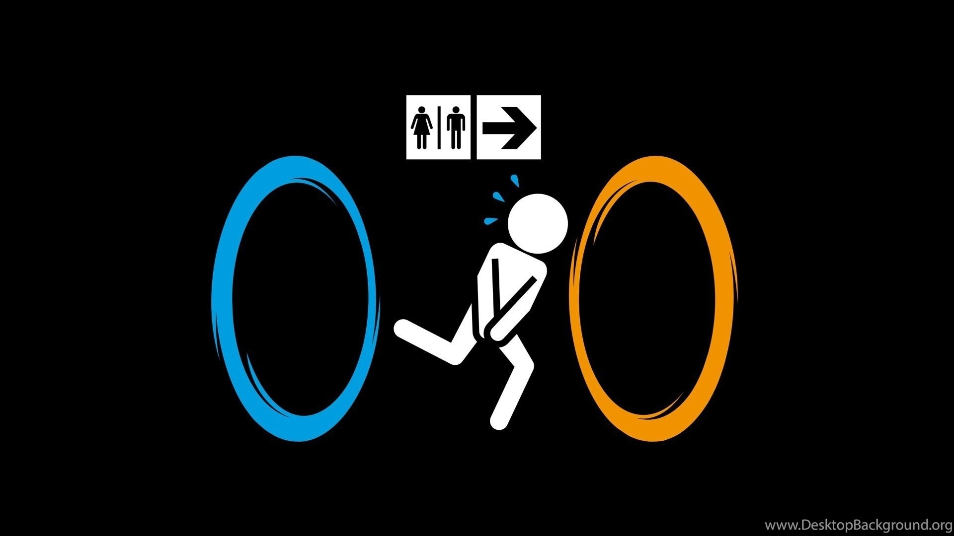Portal Funny Wallpapers 9876 Games Hd Wallpapers Full Hd 1080p