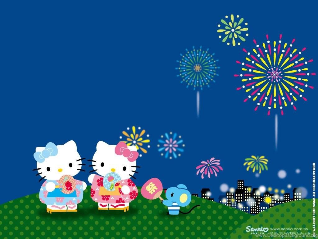 Hello Kitty Wallpapers High Definition L2a Wallpaperun Com Desktop