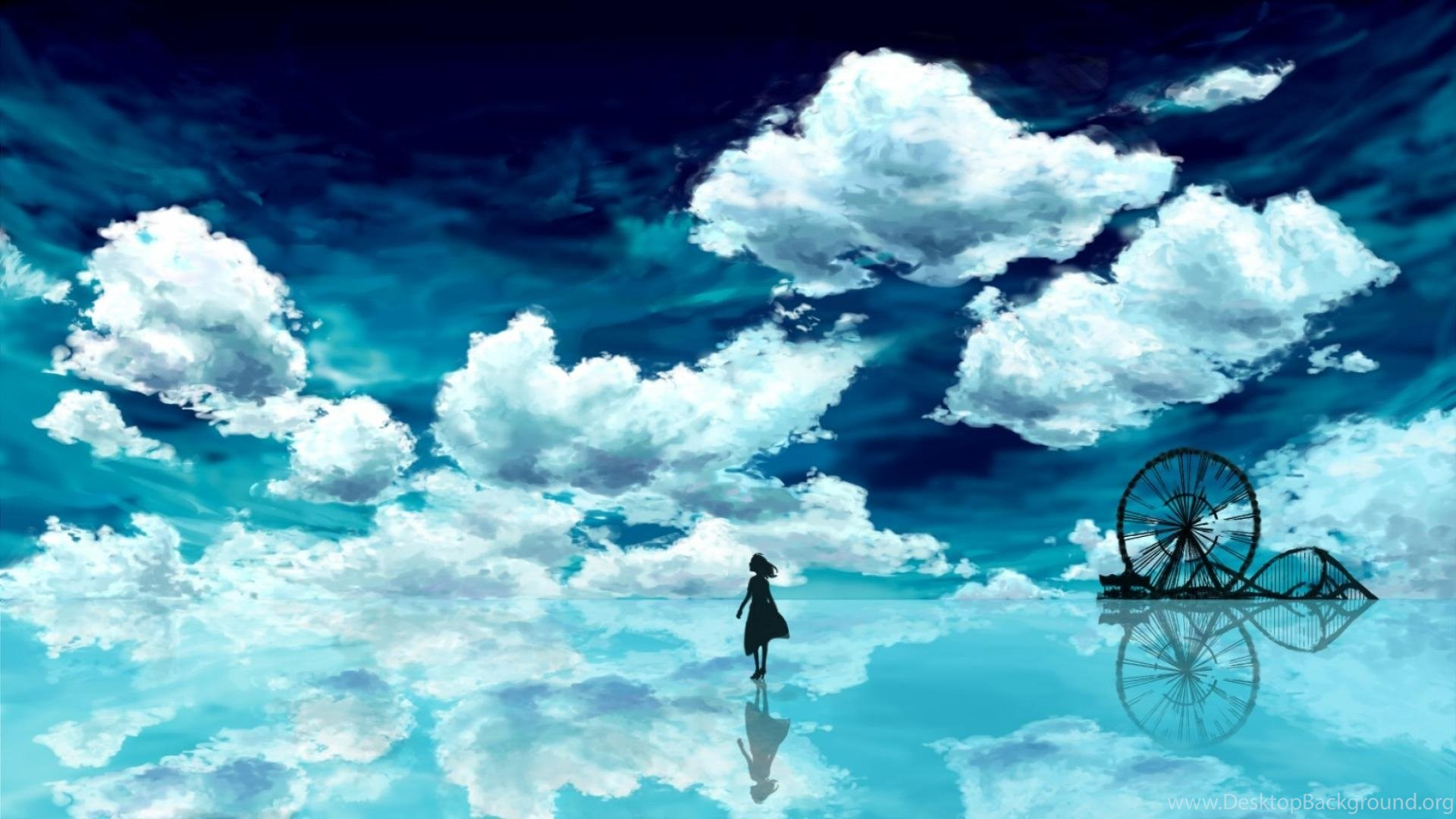anime backgrounds scenery wallpapers » walldevil best free hd