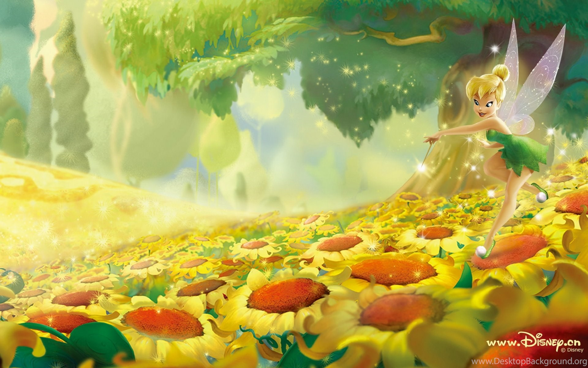 tinkerbell wallpapers desktop background