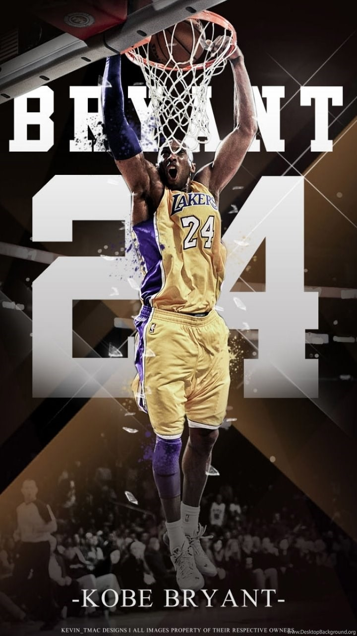 Iphone 5 Sports Kobe Bryant Wallpapers Id 582634 Desktop Background