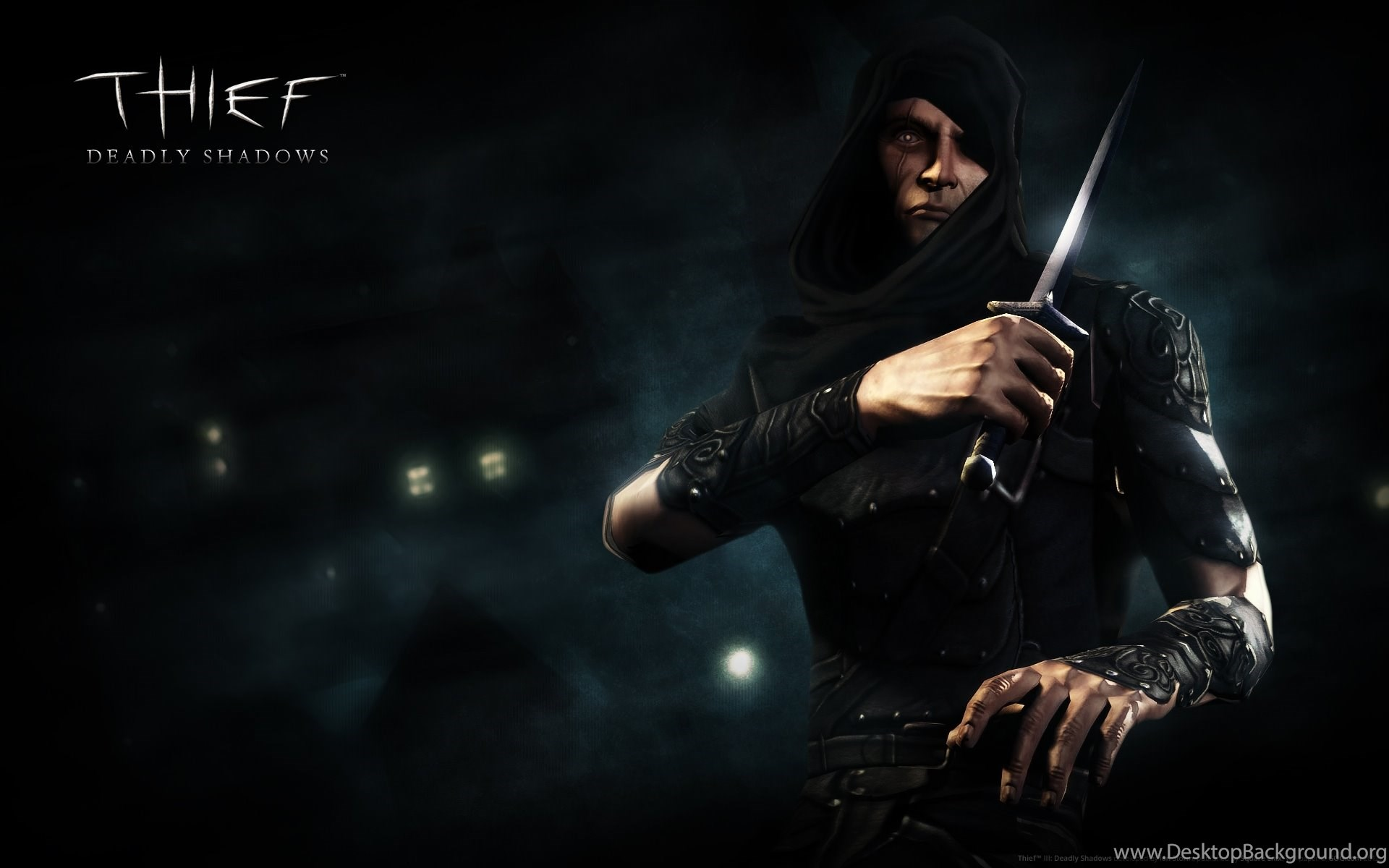 1 thief: deadly shadows hd wallpapers desktop background