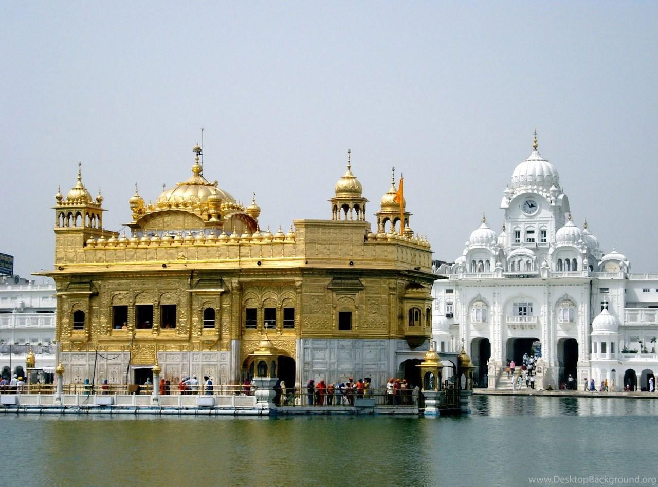 31 Amritsar Golden Temple Hd Wallpapers For Desktop 1809 Golden