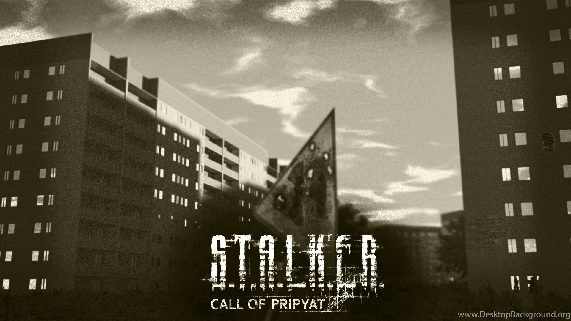 S T A L K E R Call Of Pripyat Wallpapers By Corhellion On