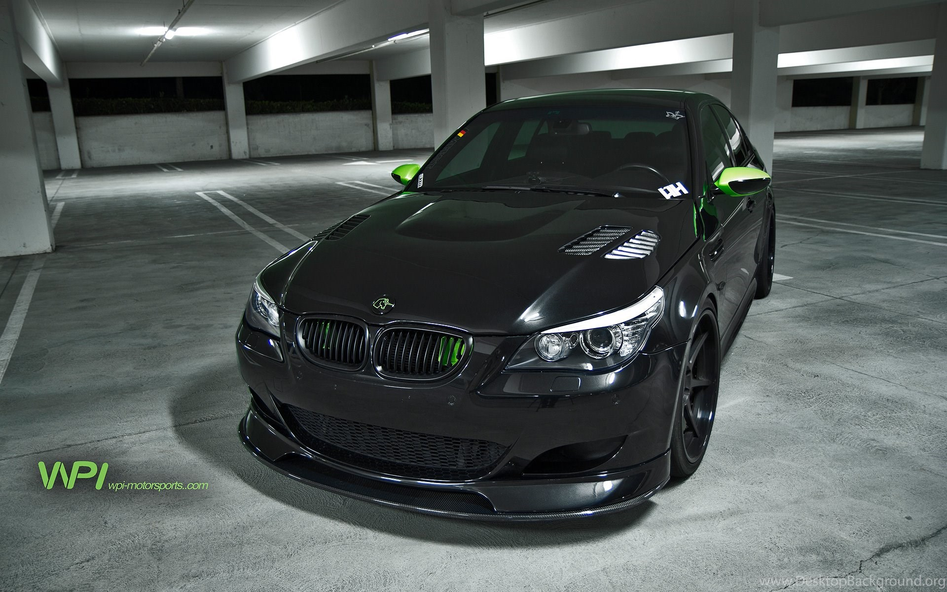BMW E60 M5 Modded Wallpapers