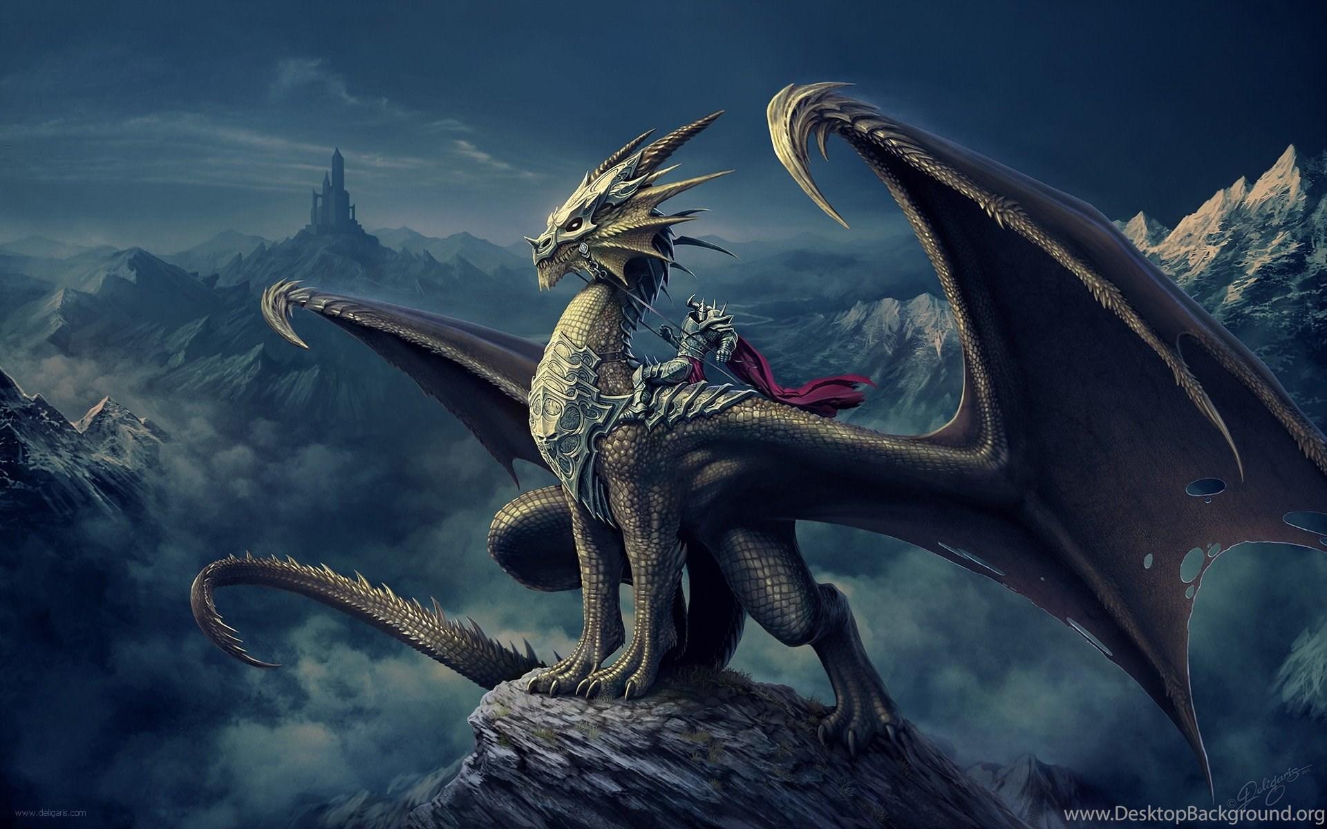 Dragon Wallpapers Desktop Background