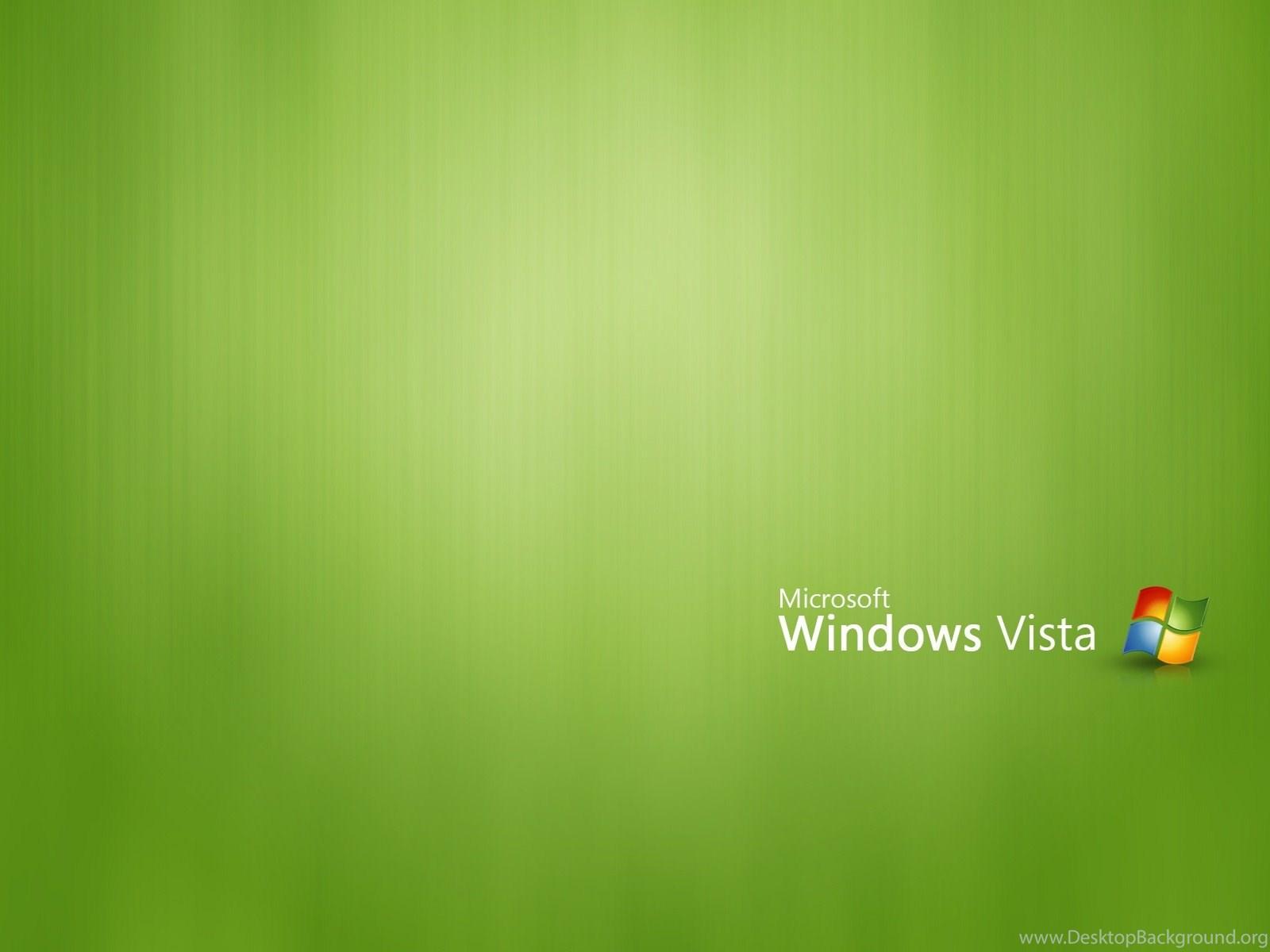 Green Windows Vista Hd Wallpaper Green Windows Vista Wallpapers Desktop Background