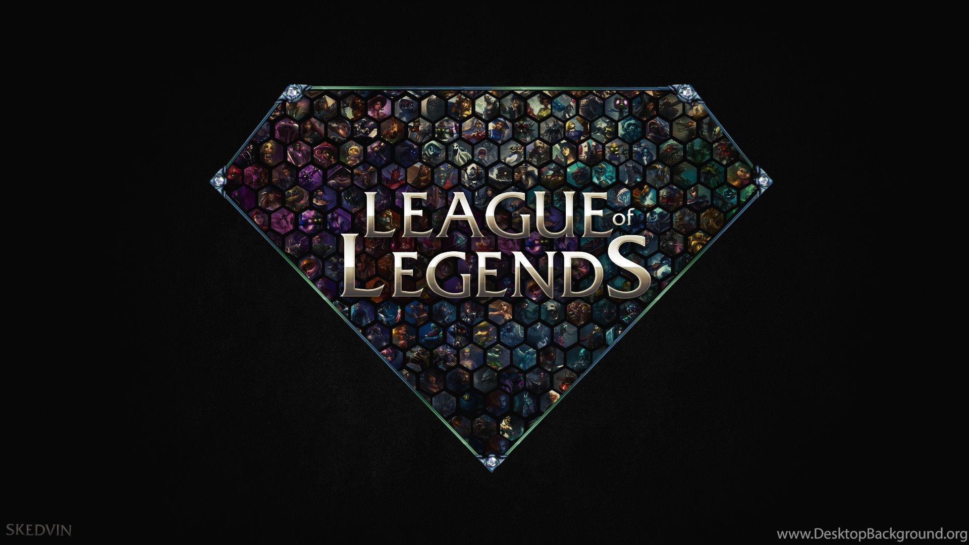 League Legends Wallpapers HD Desktop And Mobile