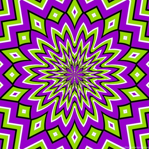 Moving Optical Illusion Wallpapers Desktop Background