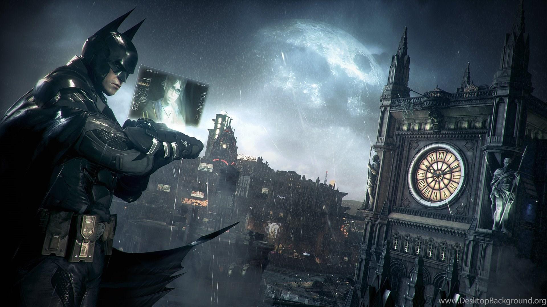 Batman Arkham Knight Desktop Wallpapers Desktop Background