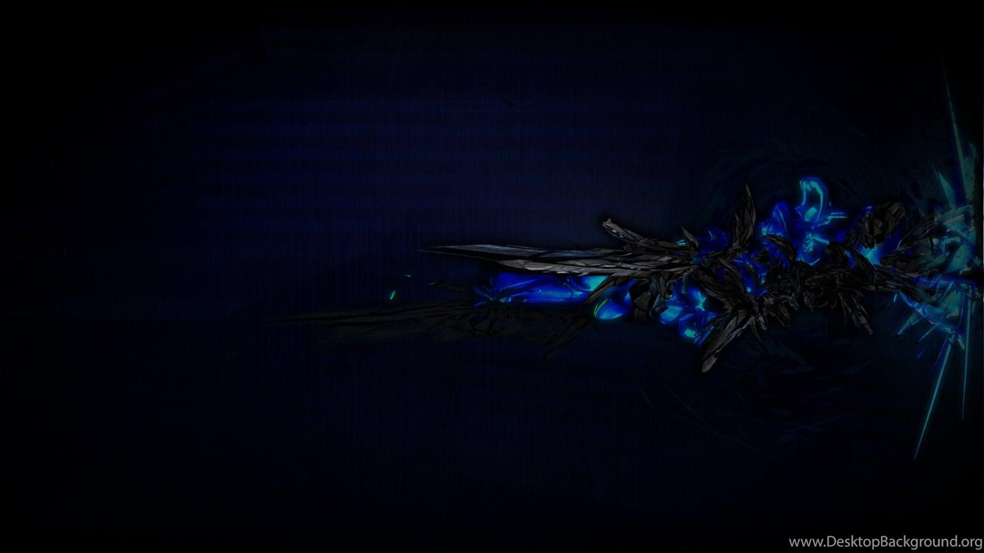 Dark Blue Wallpapers Hd Desktop Background