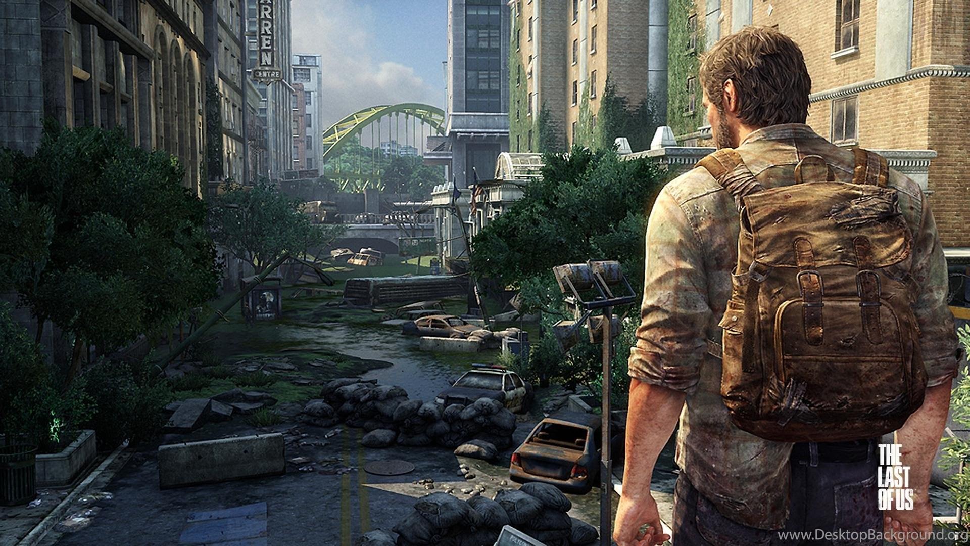 The Last Of Us Wallpapers Desktop Background