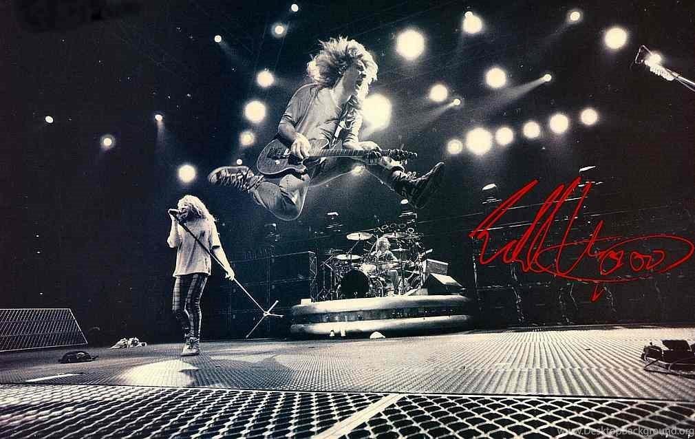 Eddie Van Halen Wallpapers Cave Desktop Background
