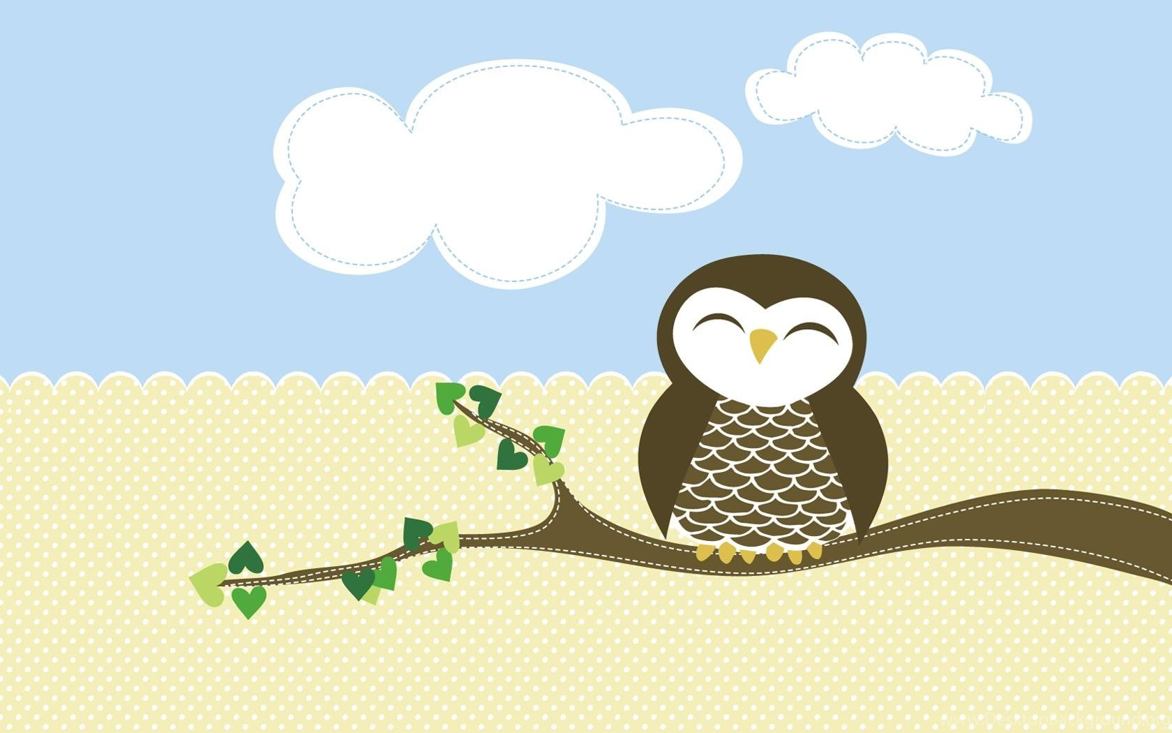 Wallpapers For Cute Owl Backgrounds Desktop Background