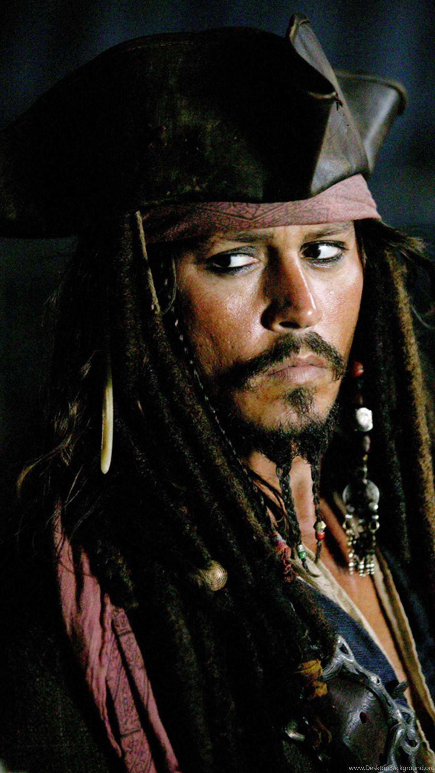 Resolution 1440x2560 Wallpaper Hd Jack Sparrow Mobile Android Desktop Background