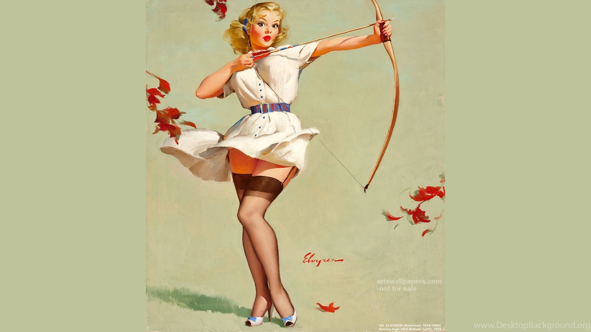 Pin Up Girl Wallpapers 19201080 Desktop Background