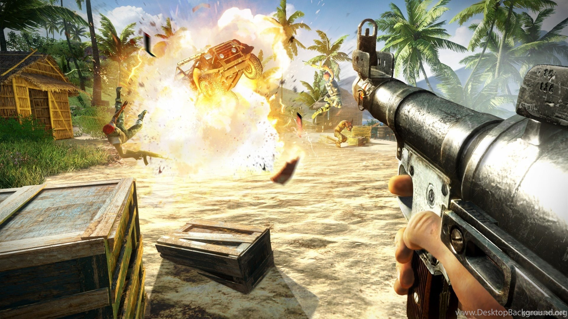 Far Cry Wallpapers Pictures Collection Free Download Mobogenie