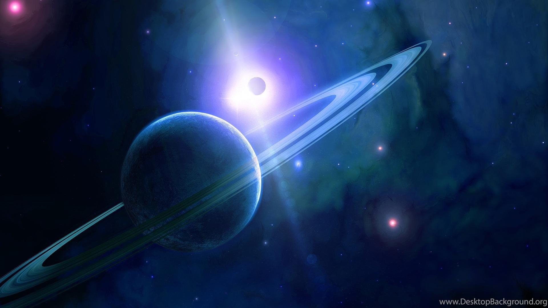 Desktop Hd Pictures Of The Planet Uranus Background