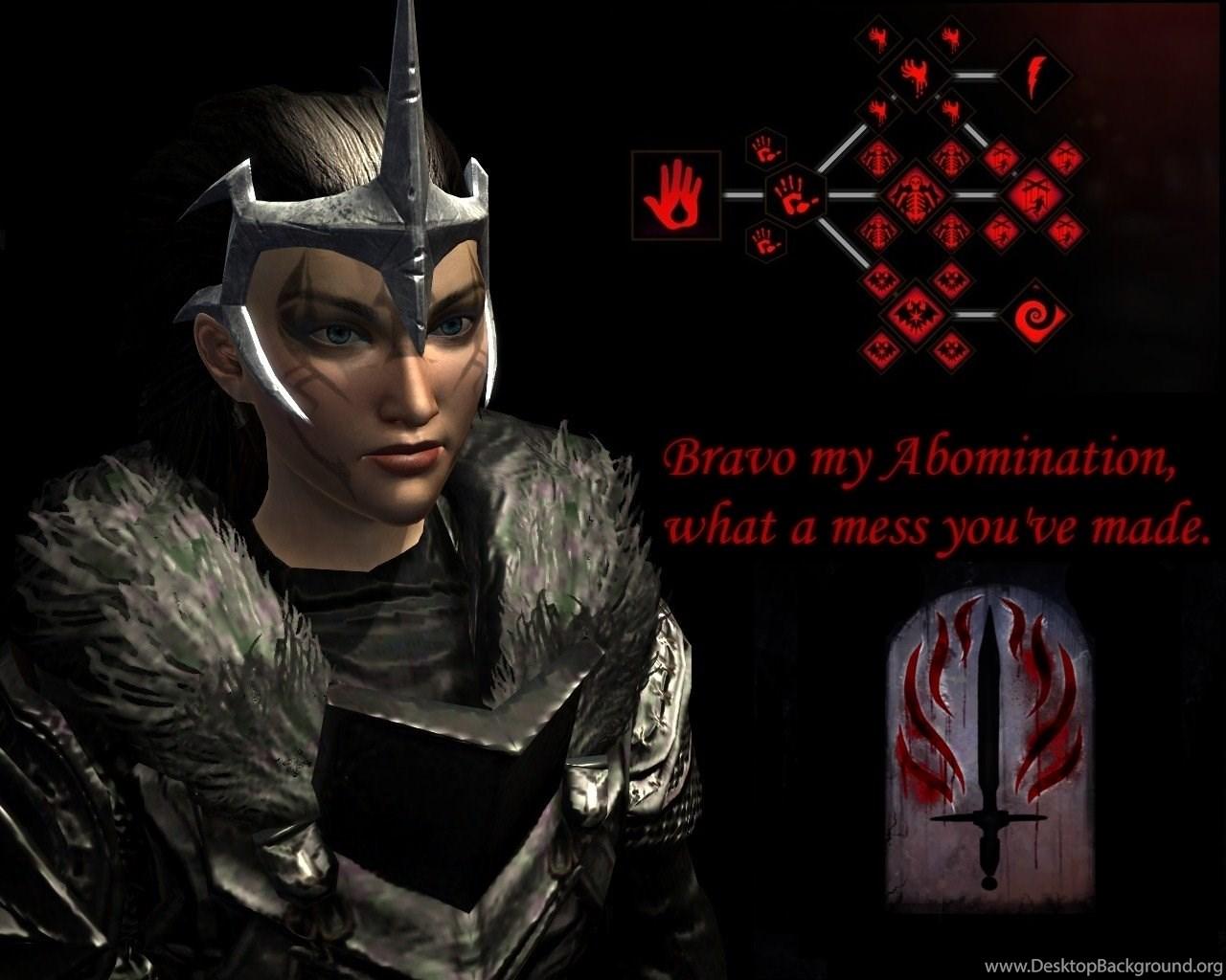 Dragon Age 2 By Dowmodder On Deviantart Desktop Background