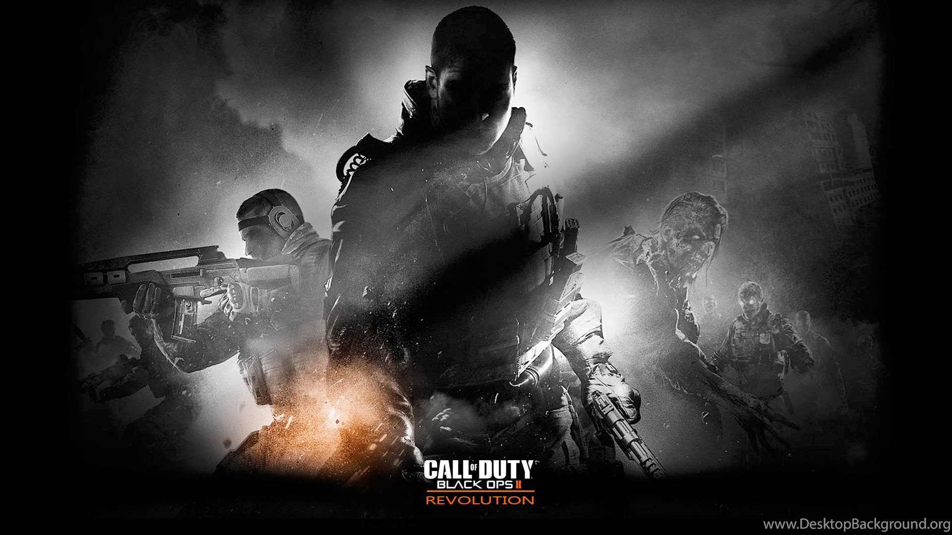 Call Of Duty Black Ops 2 Wallpapers Desktop Background