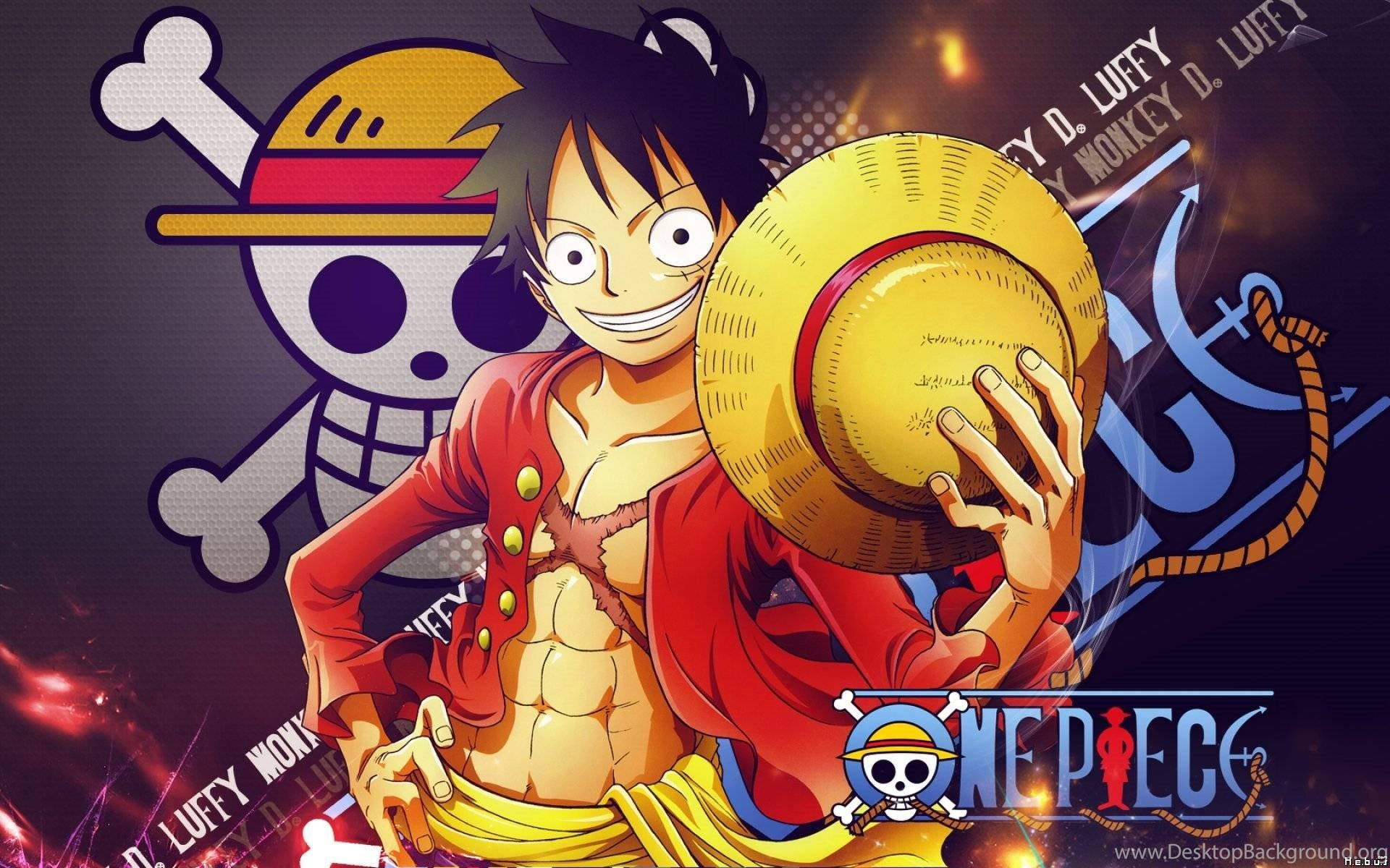 High Resolution Monkey D Luffy One Piece Wallpapers Hd 3 Full Size Desktop Background