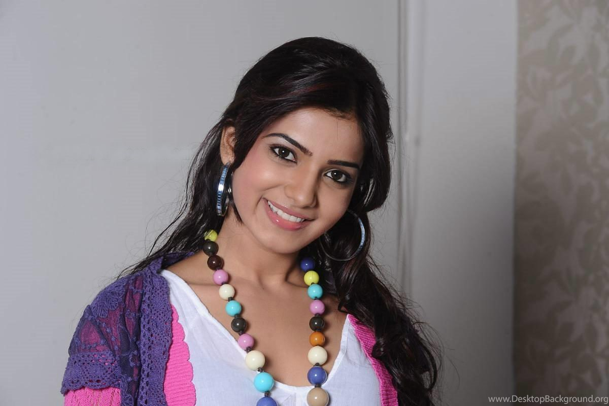 samantha ruth prabhu sweet hd wallpaper images desktop background