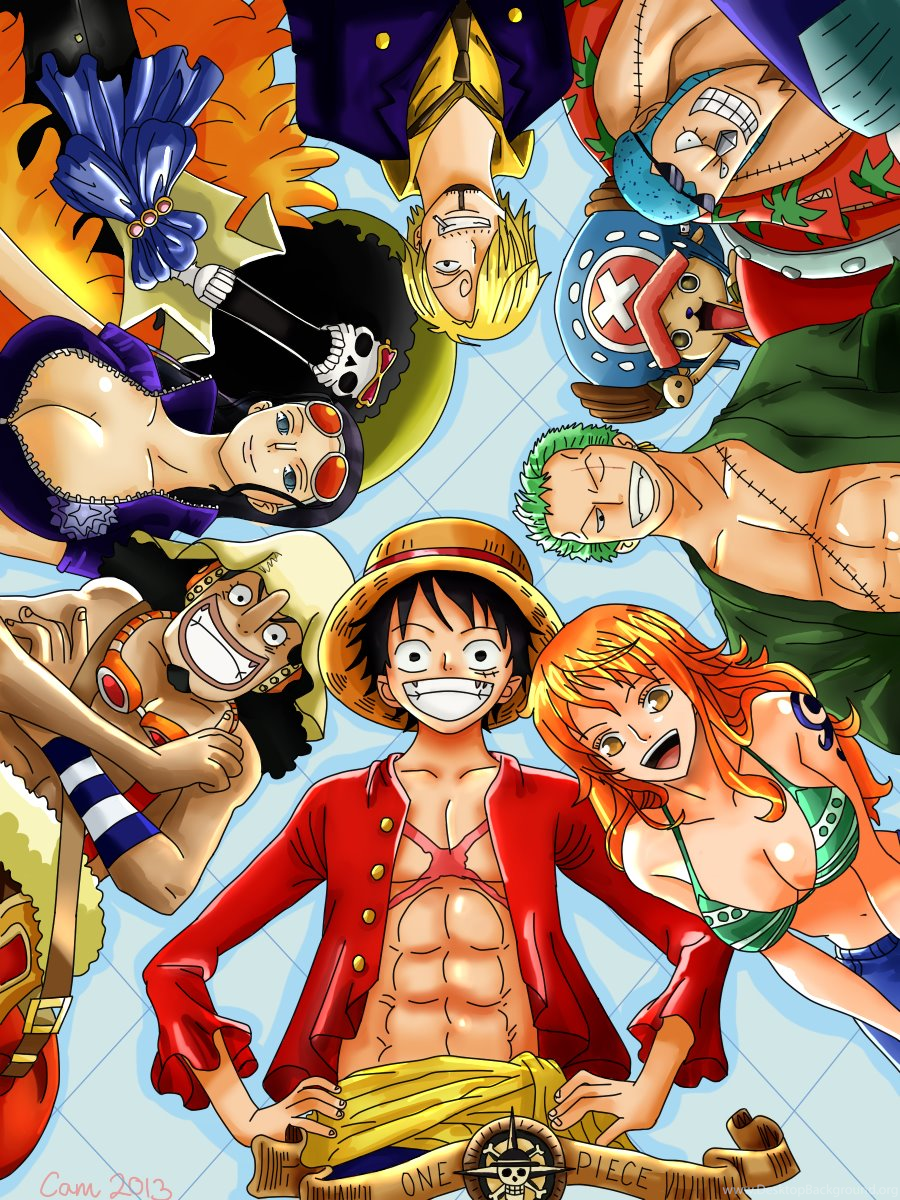 Repin Image One Piece Crew Wallpapers New On Pinterest Desktop Background