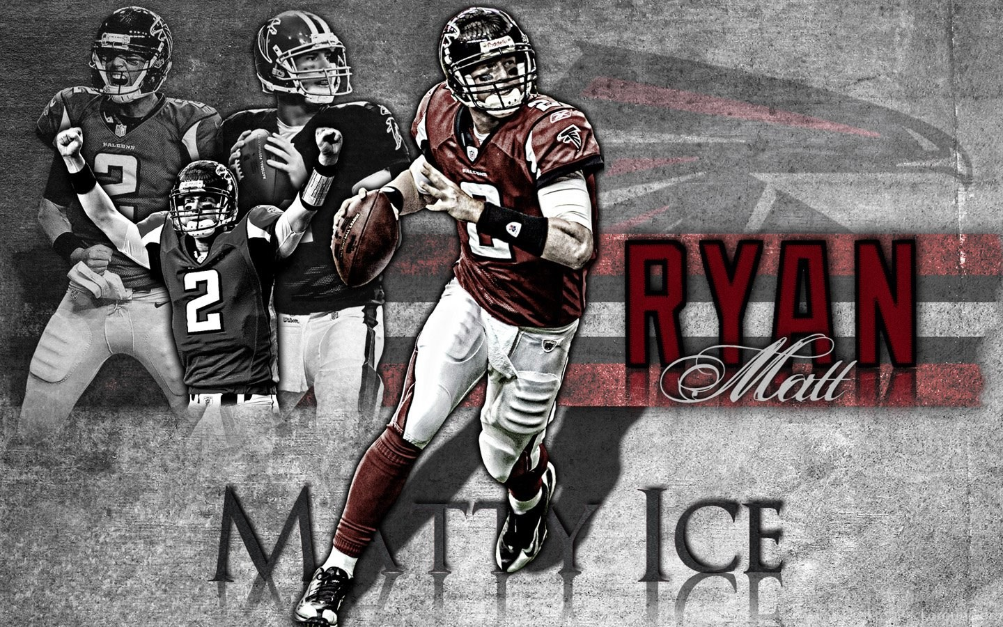 Matt Ryan Atlanta Falcons Hd Background Wallpapers Free