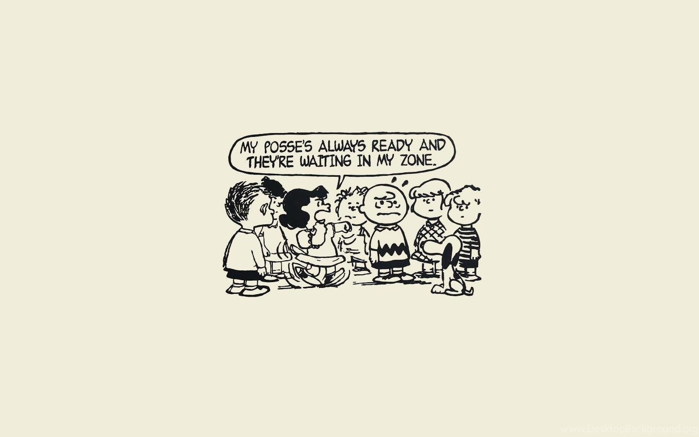 the peanuts ( desktop background