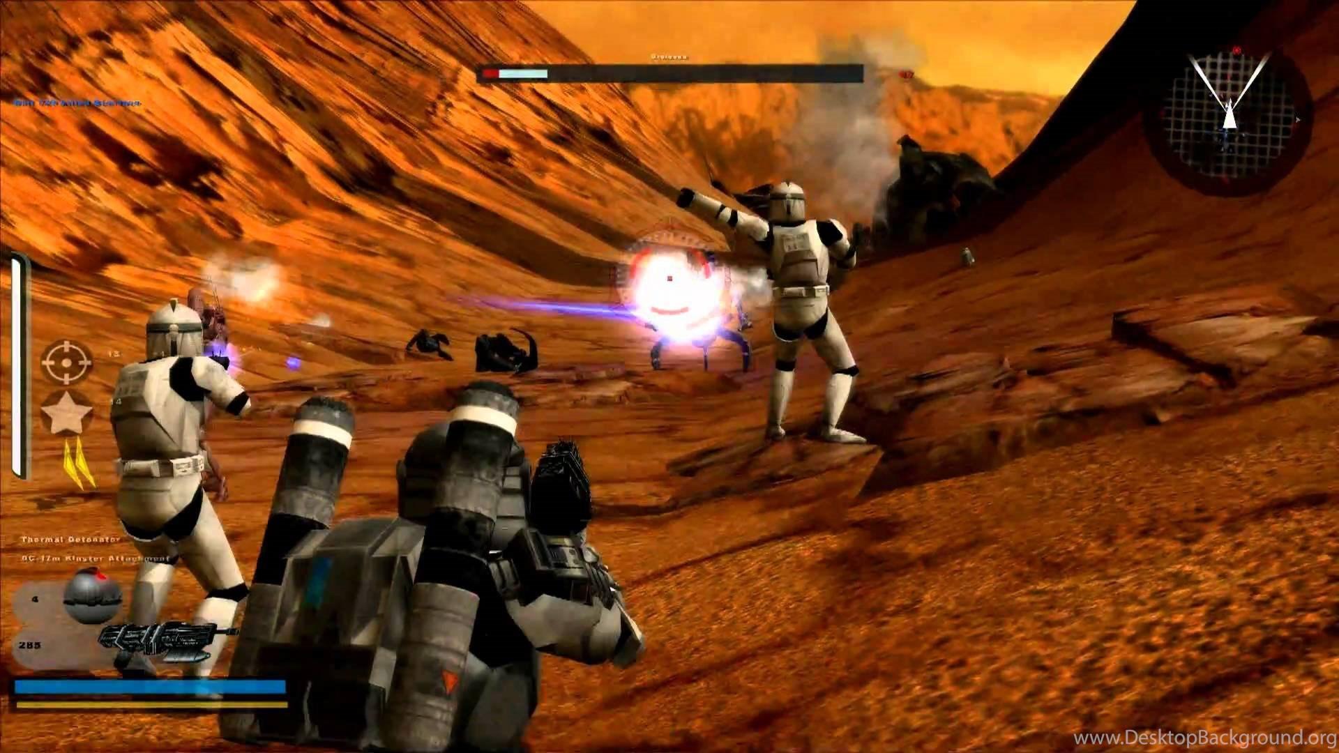 Star Wars: Battlefront II Republic Commando Mod YouTube