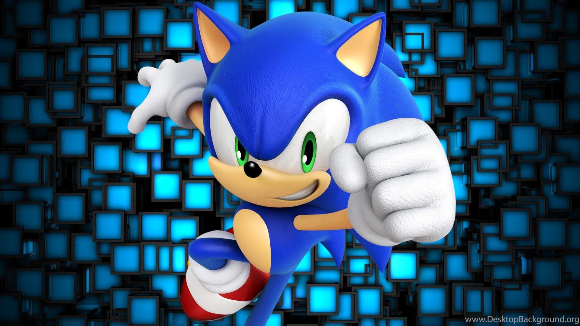 Sonic The Hedgehog Hd Wallpapers Desktop Background