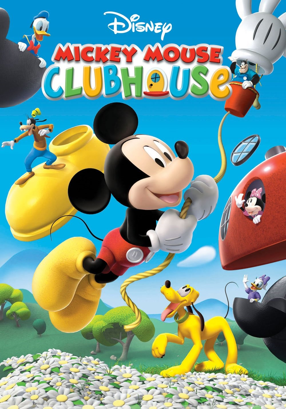 Cartoons Videos: Mickey Mouse Clubhouse Movie, With ...